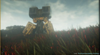 concept rust animation 3d 3ds