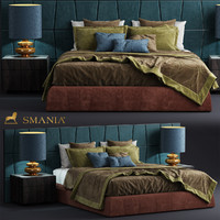 max smania colorado bed