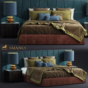 max smania colorado bed