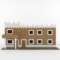 3d building saudi arabia model