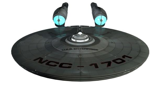 uss enterprise ncc-1701 max