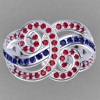 3d dxf designer ring