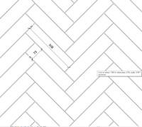 revit hatch pattern- herringbone 2