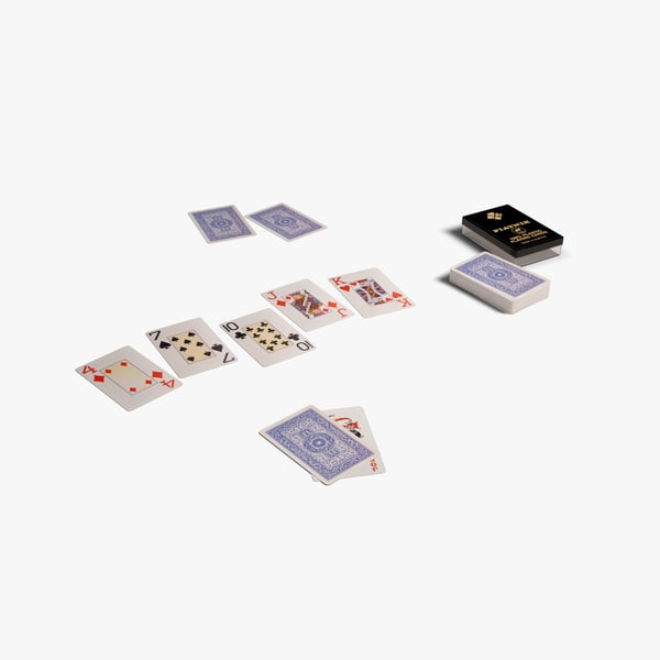max playing cards set