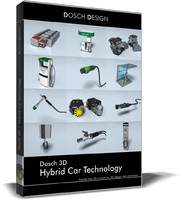 DOSCH 3D - Hybrid Car Technology