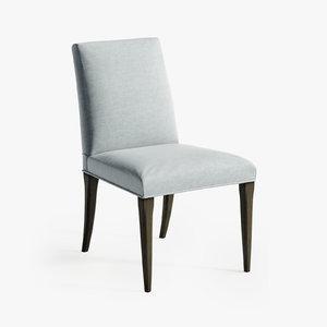 baker charla chair max