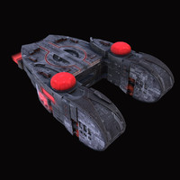 max mecha battleship spacecraft