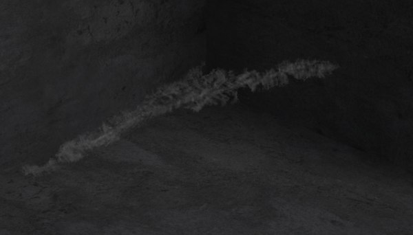 dusty spiderweb 3d model