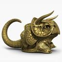 toy dinosaur 3D models