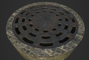 manhole max