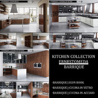 Kitchen collection Ernestomeda Barrique