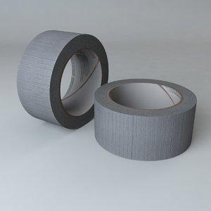 3d c4d duct tape