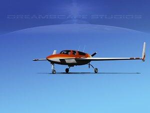 3d propeller velocity xl model