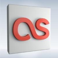 3d social icon lastfm