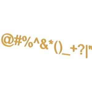 3d model arial font 2