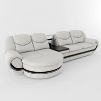3d sofa magnat