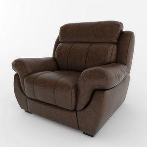 chair keln 3d max