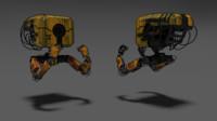 Rusty Robot Mech