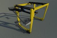 3d model rtg ports update