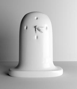 3d max fantasmiko clock
