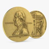 3d model pulitzer prize