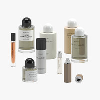 byredo toiletries 01 3d model