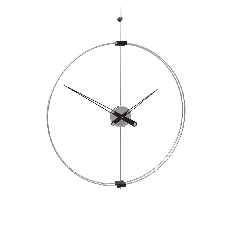 clock zerotondo nomon natuzzi 3d model