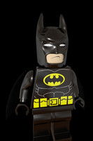 3d man lego batman