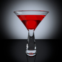 Cocktail Glass-1f