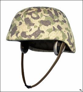 max soldier helmet