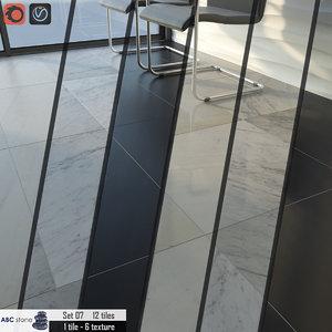 max tile abc stone set