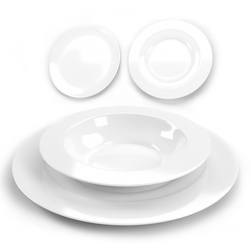 plate set 3ds