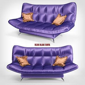 3d klik klak sofa1
