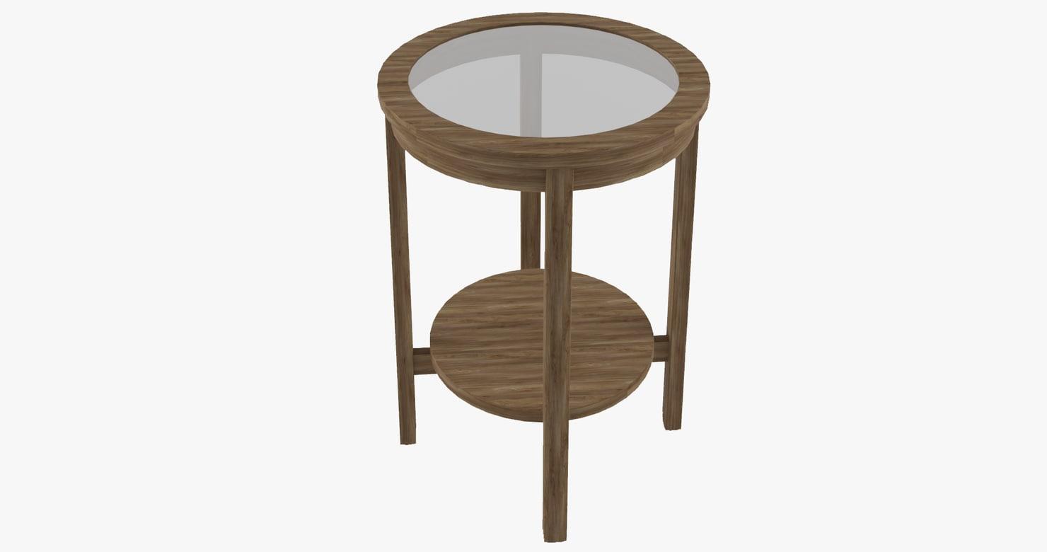 malmsta table 3d model