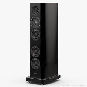 floorstanding technics sb r1 3d model