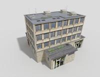 3d model of building games