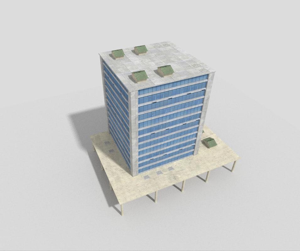 obj building