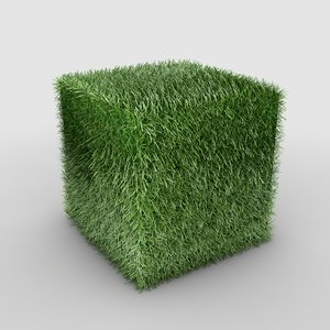 grass seat 3ds