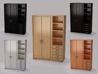 wood 3d obj