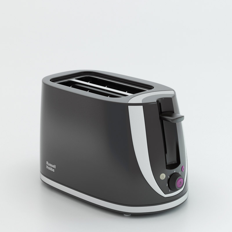 russell hobbs toaster 3d 3ds
