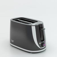 3d model russell hobbs toaster