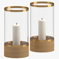 mecox candle 3d max