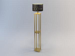 vera floor lamp 3d model