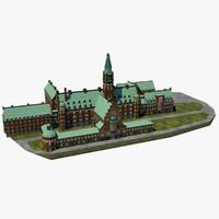 3d nursing home danvikshem stockholm