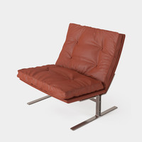 easy chair frame poul obj