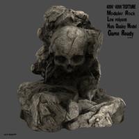 obj skull rock