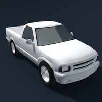 car rendered 3ds