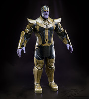 thanos guardians galaxy max