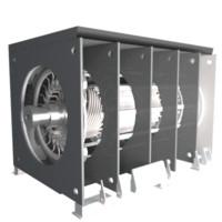 generator brushless 3d model
