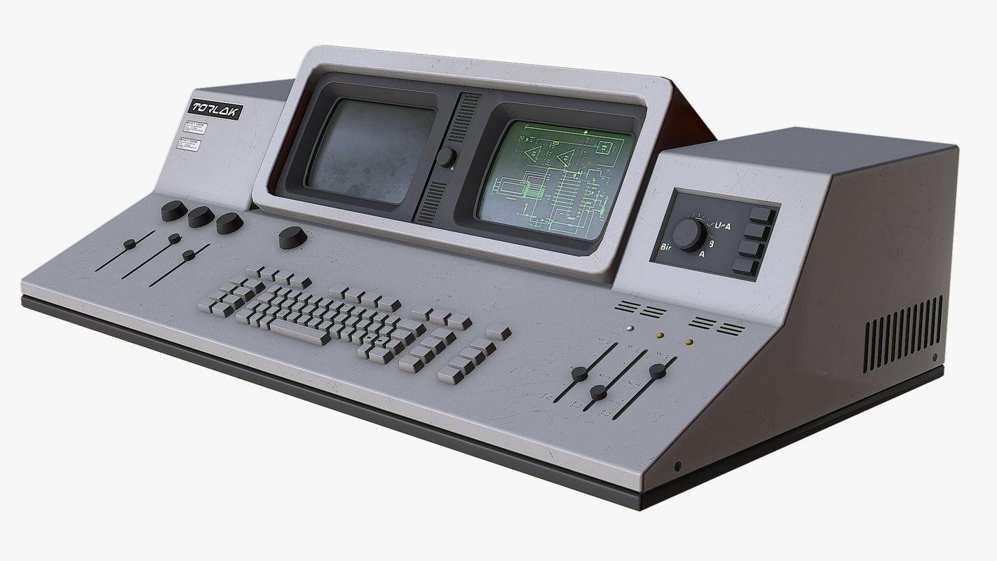 retro control desk ma